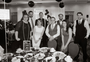 Edge Team Attends Share's Nonprofit Fundraising Gala